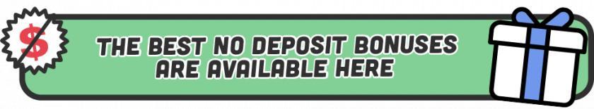 banner no deposit bonuses