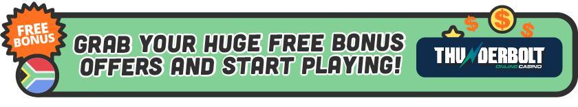 thunderbolt casino free offers