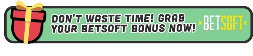 betsoft casino bonus
