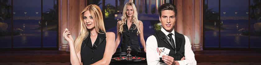 Black Diamond Casino banner